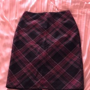 WHBM pencil skirt size 00